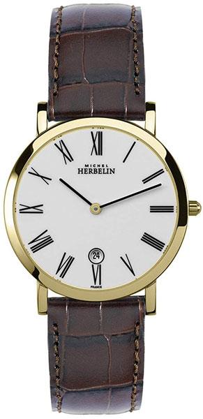 Мужские часы Michel Herbelin 413/P01MA.SM мужские часы michel herbelin 12466 14 sm