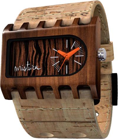 Мужские часы Mistura TP08001CKBKPUEBBKON01ON01WD от AllTime