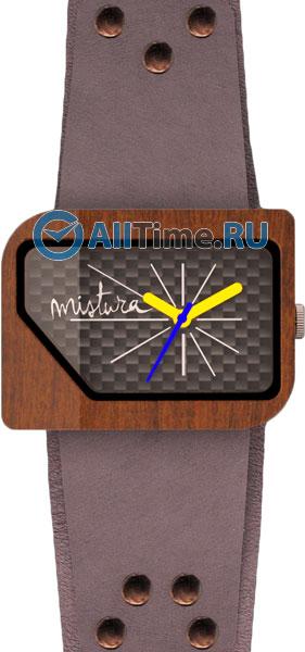 все цены на Мужские часы Mistura TP09004GYPUCFWD онлайн