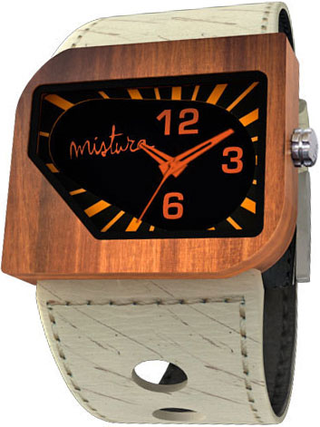 все цены на Мужские часы Mistura TP13019HLPUPUORBKON01ON01WD онлайн
