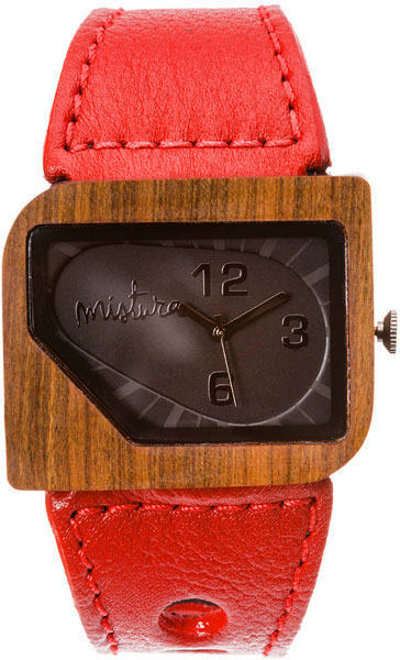 все цены на Мужские часы Mistura TP13019RDPUPHWD онлайн