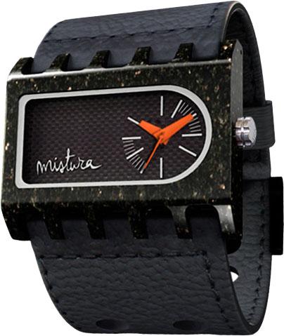 Мужские часы Mistura TP14021BKMNCFAR мужские часы mistura tp14021abmnebar