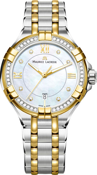 Женские часы Maurice Lacroix AI1004-DY503-171-1