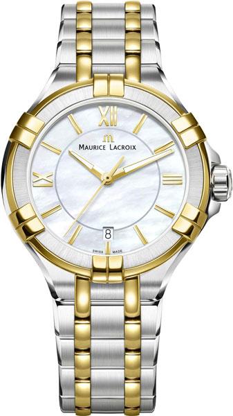 Женские часы Maurice Lacroix AI1006-PVY13-160-1 все цены