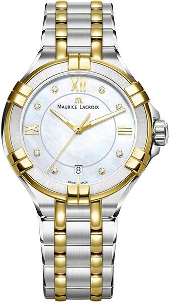 Женские часы Maurice Lacroix AI1006-PVY13-171-1