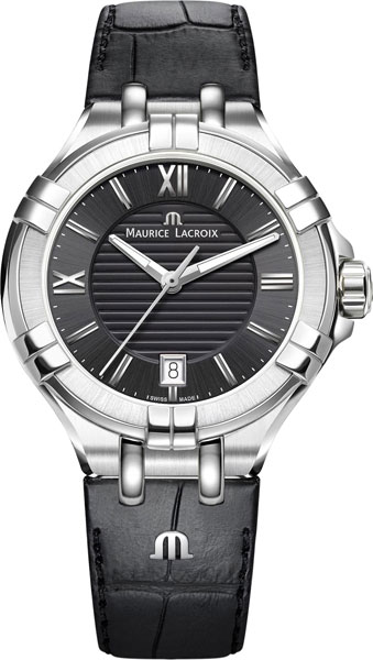 Женские часы Maurice Lacroix AI1006-SS001-330-1 maurice lacroix masterpiece mp6578 ss001 131 1
