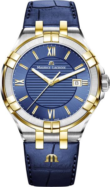Мужские часы Maurice Lacroix AI1008-PVY11-432-1