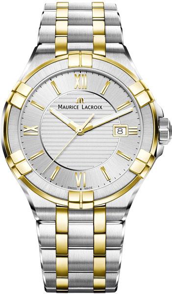 Мужские часы Maurice Lacroix AI1008-PVY13-132-1