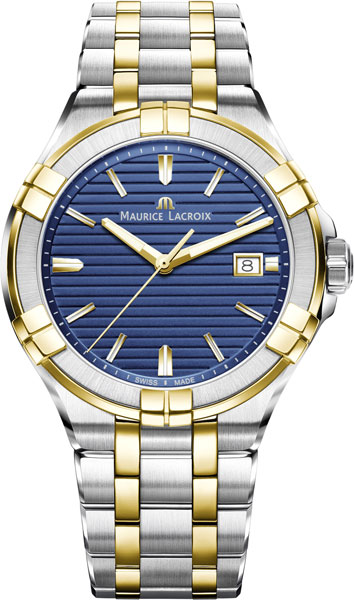 Мужские часы Maurice Lacroix AI1008-PVY13-433-1