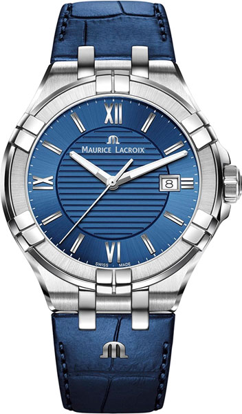 Мужские часы Maurice Lacroix AI1008-SS001-430-1