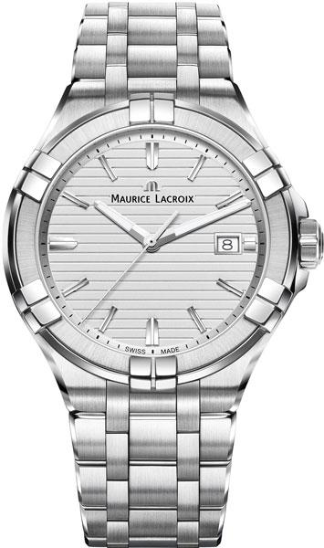 Мужские часы Maurice Lacroix AI1008-SS002-131-1 maurice lacroix les classiques lc6027 ps101 131
