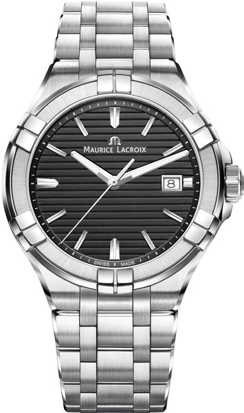Мужские часы Maurice Lacroix AI1008-SS002-331-1