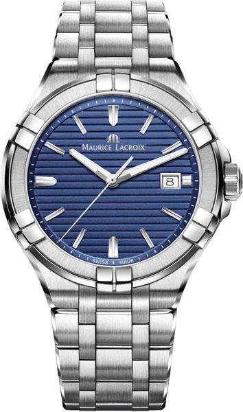 Мужские часы Maurice Lacroix AI1008-SS002-431-1
