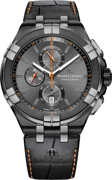 Мужские часы Maurice Lacroix AI1018-PVB01-334-1 maurice lacroix pontos s diver pt6248 pvb01 332 1