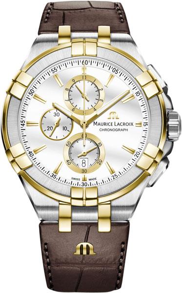 Мужские часы Maurice Lacroix AI1018-PVY11-132-1