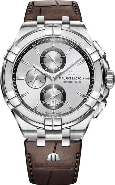 Мужские часы Maurice Lacroix AI1018-SS001-130-1