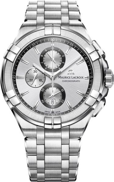 Мужские часы Maurice Lacroix AI1018-SS002-130-1