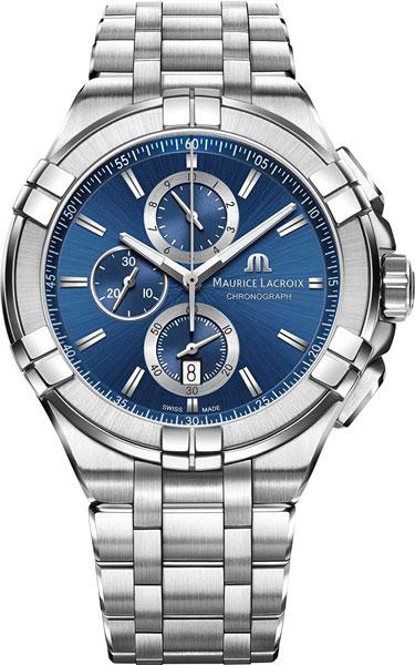 Мужские часы Maurice Lacroix AI1018-SS002-430-1