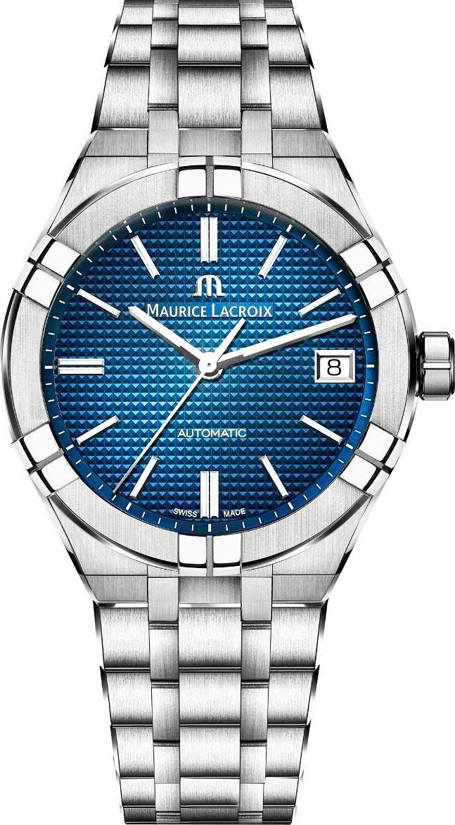 Мужские часы Maurice Lacroix AI6007-SS002-430-1 цена
