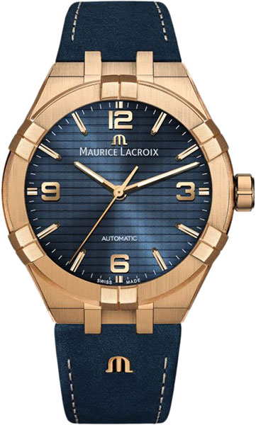 Мужские часы Maurice Lacroix AI6008-BRZ01-420-1