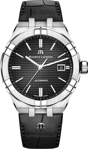 Мужские часы Maurice Lacroix AI6008-SS001-330-1 maurice lacroix aikon ai1006 ss002 330 1