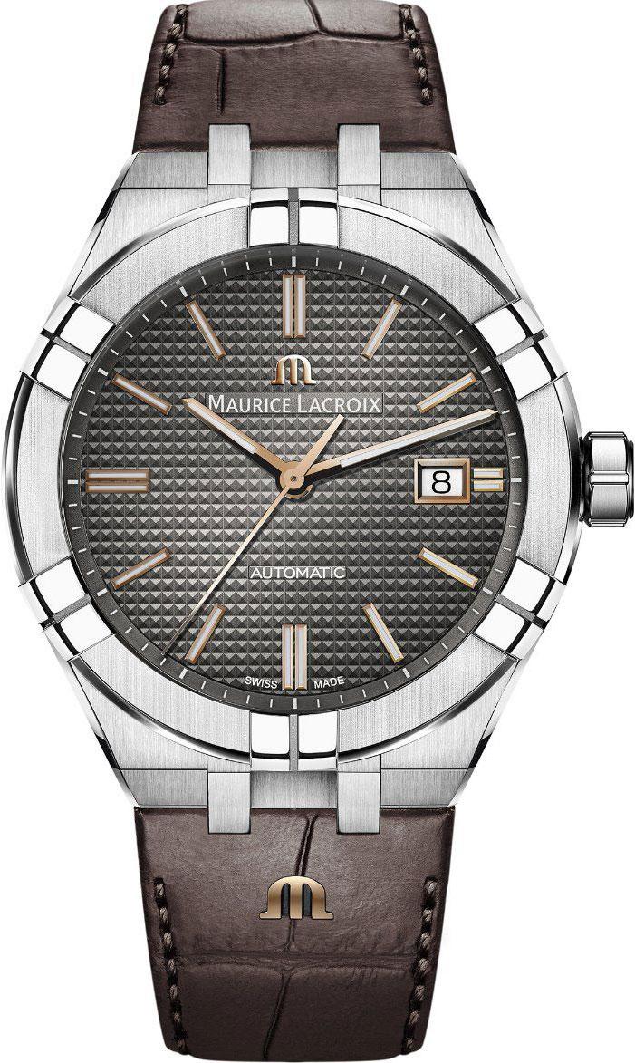 Мужские часы Maurice Lacroix AI6008-SS001-331-1 все цены
