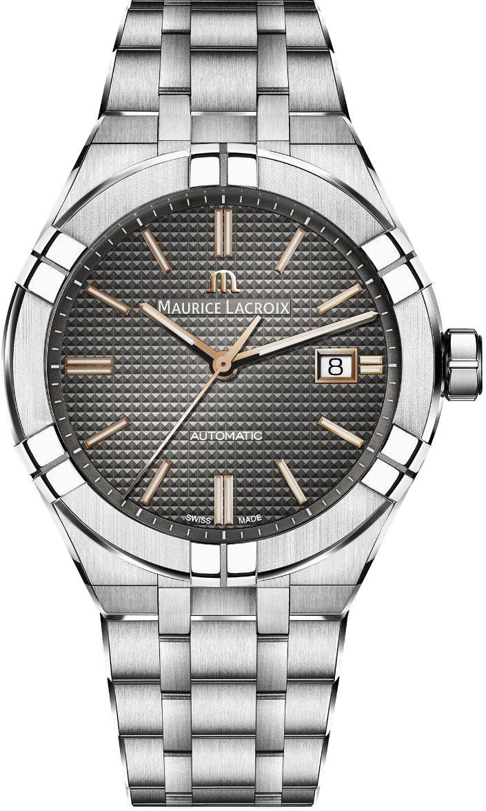 Мужские часы Maurice Lacroix AI6008-SS002-331-1