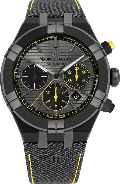 цена на Мужские часы Maurice Lacroix AI6018-PVB01-331-1