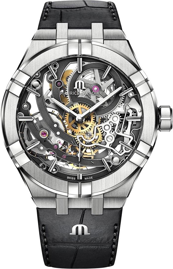 Мужские часы Maurice Lacroix AI6028-SS001-030-1