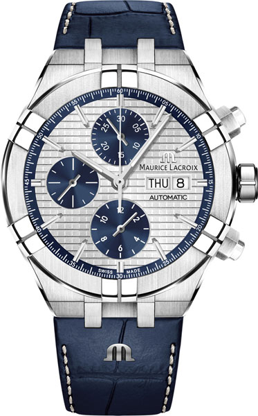 Мужские часы Maurice Lacroix AI6038-SS001-131-1