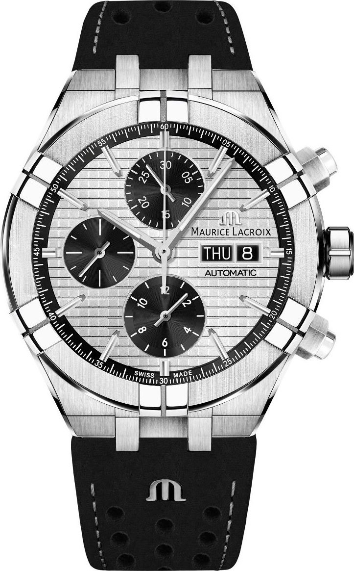 Мужские часы Maurice Lacroix AI6038-SS001-132-1