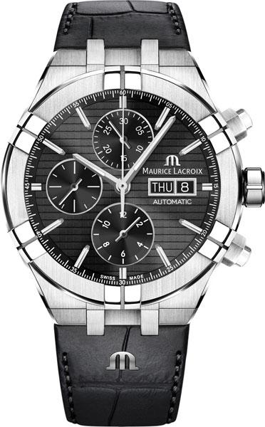 Мужские часы Maurice Lacroix AI6038-SS001-330-1 maurice lacroix les classiques lc6158 ss001 330 1