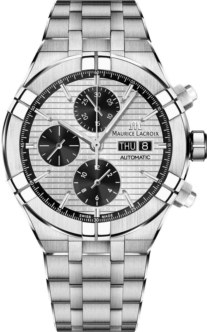 Мужские часы Maurice Lacroix AI6038-SS002-132-1 все цены