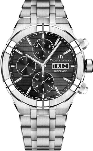 Мужские часы Maurice Lacroix AI6038-SS002-330-1
