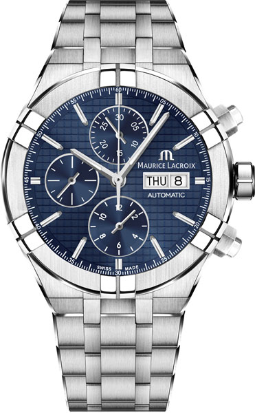 Мужские часы Maurice Lacroix AI6038-SS002-430-1