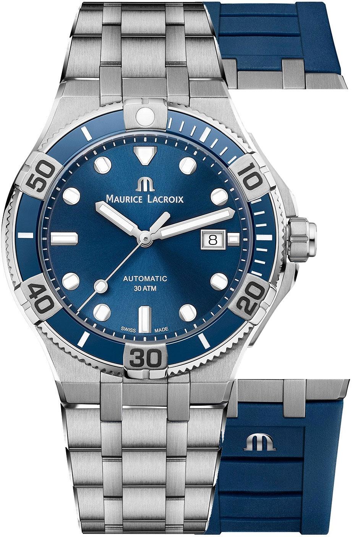 Мужские часы Maurice Lacroix AI6058-SS002-430-2