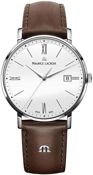 Мужские часы Maurice Lacroix EL1087-SS001-111-2 maurice lacroix masterpiece mp6707 ss001 112