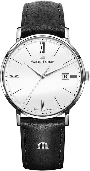 Мужские часы Maurice Lacroix EL1087-SS001-111-1 maurice lacroix часы maurice lacroix mp6407 ss001 110 коллекция masterpiece