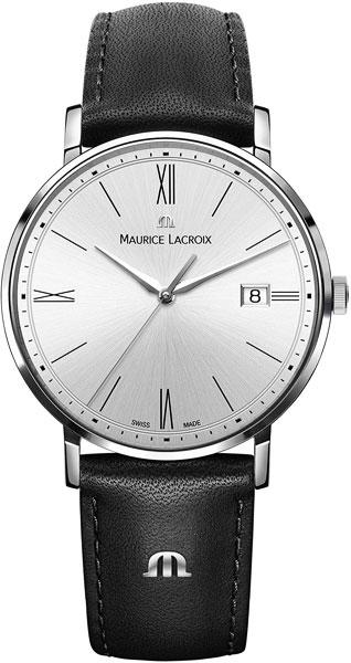 Мужские часы Maurice Lacroix EL1087-SS001-112-1 maurice lacroix les classiques moonphase lc6168 ss001 120 1