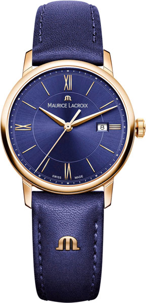 Женские часы Maurice Lacroix EL1094-PVP01-411-1 endever набор кухонных ножей на магнитной подставке 6 пр hamilton 014 endever