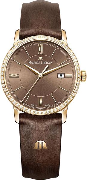 Женские часы Maurice Lacroix EL1094-PVPD1-710-1 maurice lacroix eliros el1094 sd501 110 1