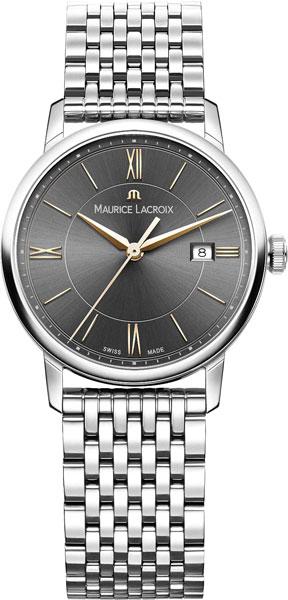 Женские часы Maurice Lacroix EL1094-SS002-311-1 вешалка sheffilton sht wr8 черный черный муар хром лак