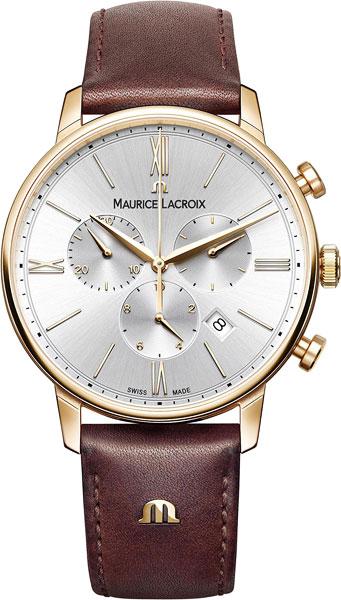 цена Мужские часы Maurice Lacroix EL1098-PVP01-111-1