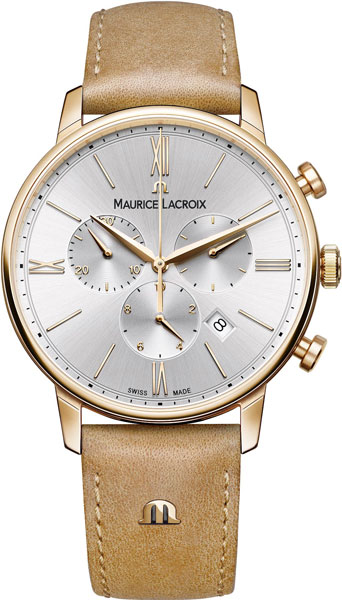 Мужские часы Maurice Lacroix EL1098-PVP01-111-2 gimto brand sports quartz watch men fashion casual luxury military watch steel waterproof men s watches clock relogio masculino