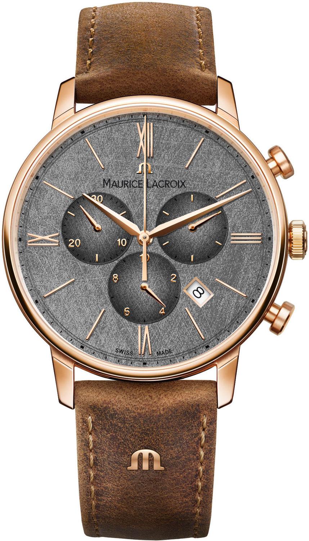 цена Мужские часы Maurice Lacroix EL1098-PVP01-210-1 онлайн в 2017 году