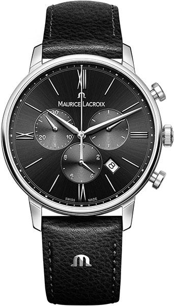 Мужские часы Maurice Lacroix EL1098-SS001-310-1 maurice lacroix lc6067 ss001 110