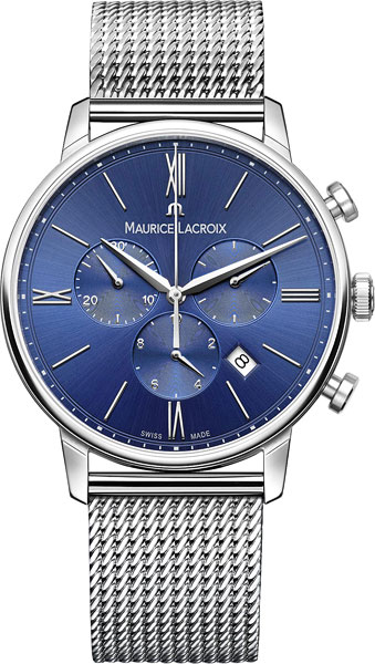 купить Мужские часы Maurice Lacroix EL1098-SS002-410-1 недорого
