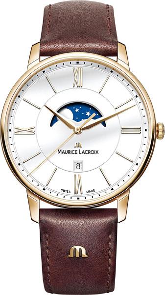 Мужские часы Maurice Lacroix EL1108-PVP01-112-1 maurice lacroix el1108 pvp01 112 1