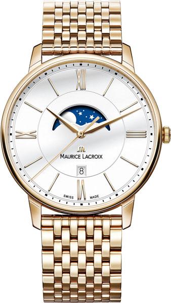 цена Мужские часы Maurice Lacroix EL1108-PVP06-112-1 онлайн в 2017 году