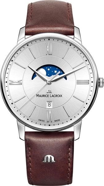Мужские часы Maurice Lacroix EL1108-SS001-110-1 maurice lacroix el1108 ss001 110 1